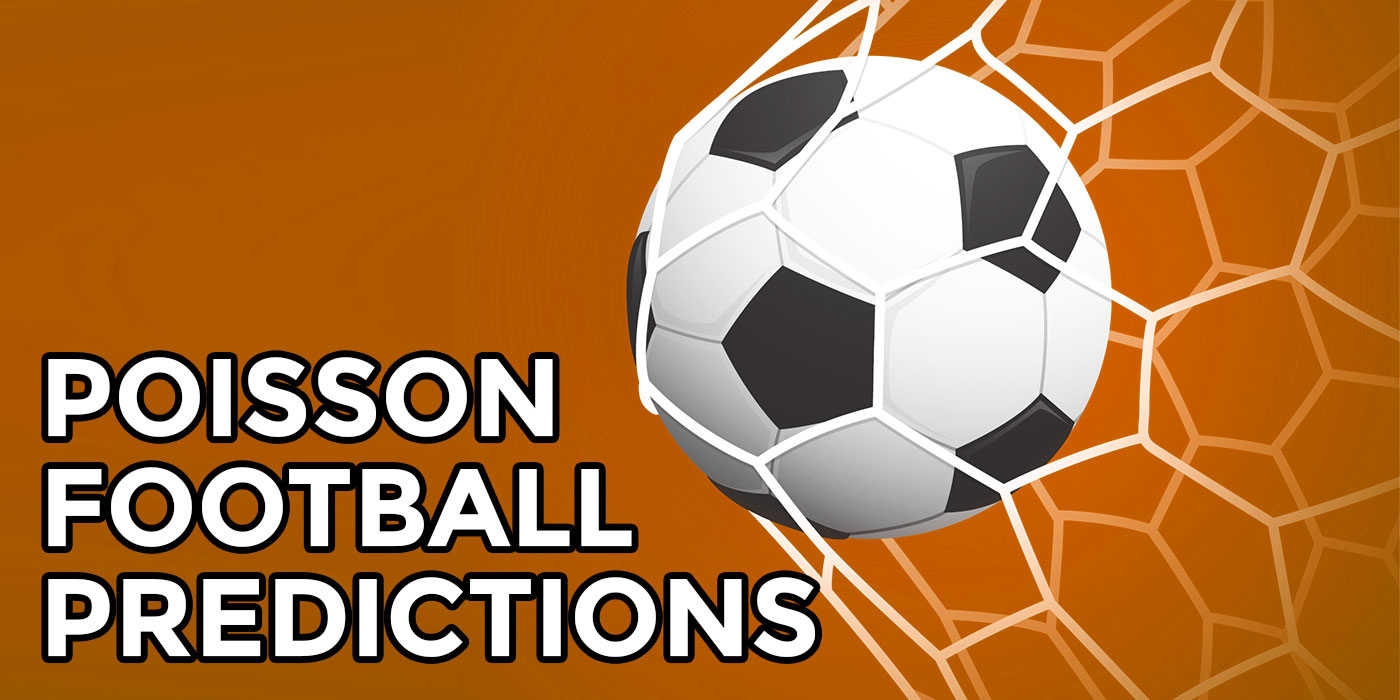 Poisson football predictions